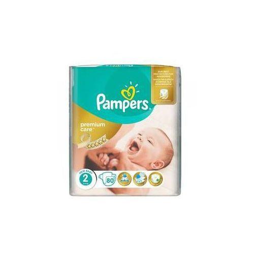 Pampers Pieluszki premium care 1 newborn + premium care 2 mini 168ks