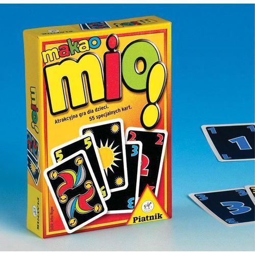 Piatnik Mio! : atrakcyjna gra dla dzieci (9001890711213)