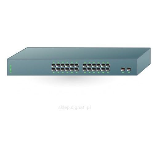 Dell - PowerConnect 5324 24 Port Giga (XJ675)