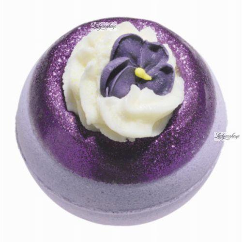 Bomb cosmetics  v for violet - musująca kula do kąpieli