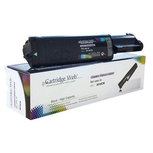 Toner cw-d3010bn black do drukarek dell (zamiennik dell jh565 / 593-10154) [1k] marki Cartridge web