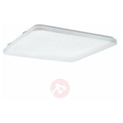 Eglo frania-s 98449 plafon lampa sufitowa oprawa 1x49w led biała