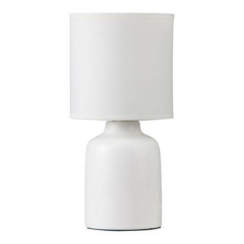 Lampa lampka stołowa ida 1x40w e14 biały 4365 marki Rabalux