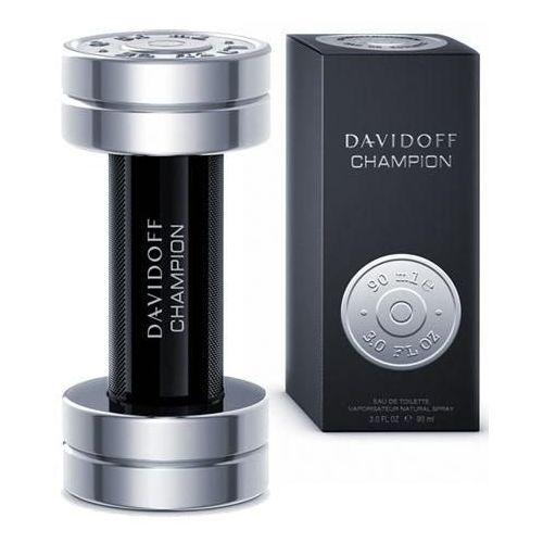 Davidoff Champion Men 50ml EdT. Tanie oferty ze sklepów i opinie.