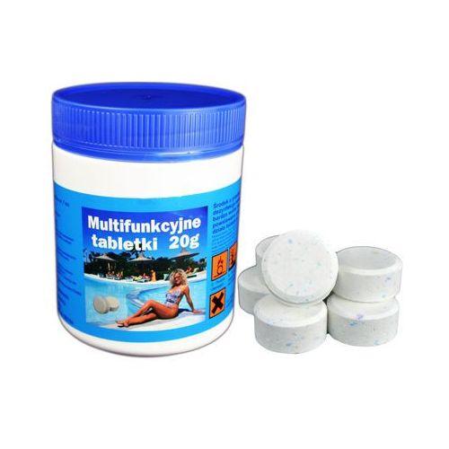 Fungi-chem Multi tabletki 20 g x 20 szt chlor chemia do basenu (5902738303703)