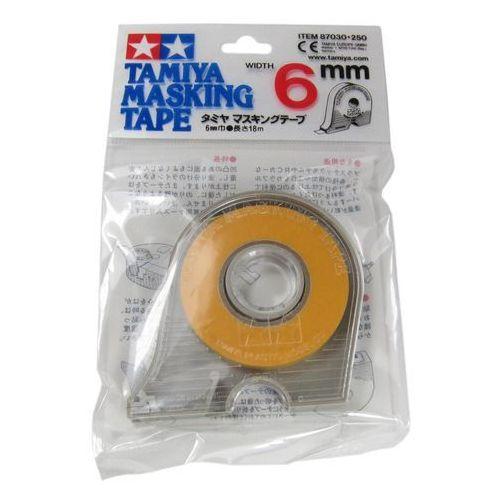 tamiya masking tape 6mm wdispenser marki Tamiya