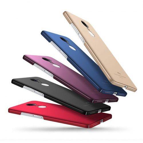 MSVII ultracienkie Etui Xiaomi Redmi Note 4
