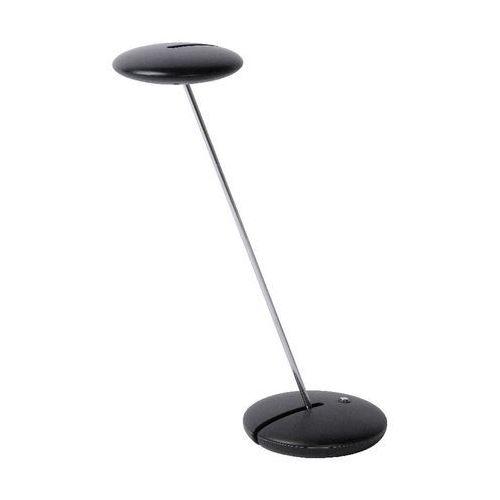 Lucide Lampa biurkowa alpa-led czarna plastik/tworzywo sztuczne