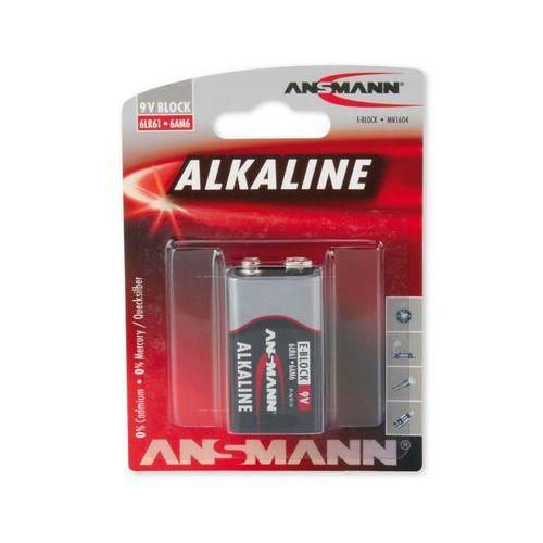 Ansmann Bateria red lr9 e-block (1 szt.)