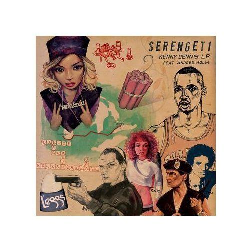 Kenny dennis lp - serengeti ft anders holm (płyta winylowa) marki Anticon-usa