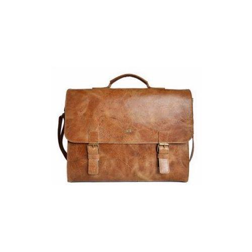 JAZZY WANTED 94 torba teczka na ramię skóra naturalna firmy DAAG z miejscem na laptopa/notebooka/, jazzy wanted 94