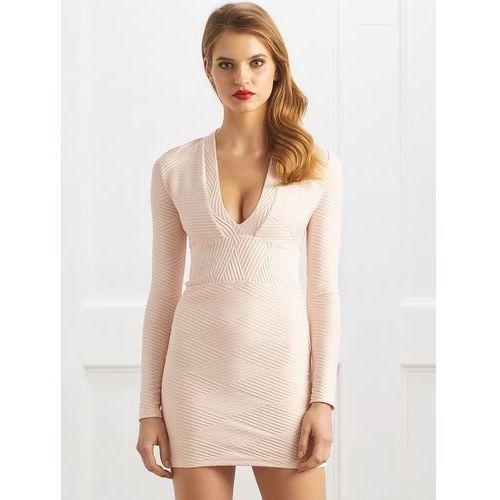 Sukienka Gio w kolorze różowym