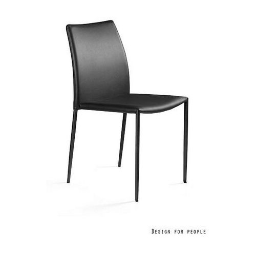 Krzesło Design Ekoskóra turkusowy PU-21