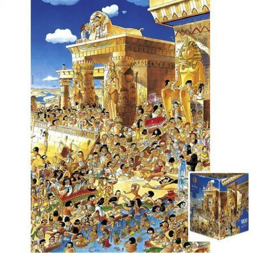 Heye  1000 el. egypt, prades t
