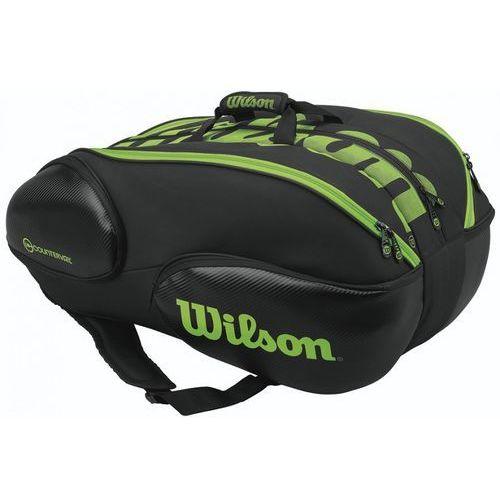 Wilson Vancouver 15 Pack Black Green