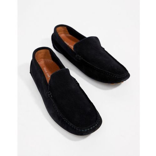 Pier one suede drivers in navy - navy