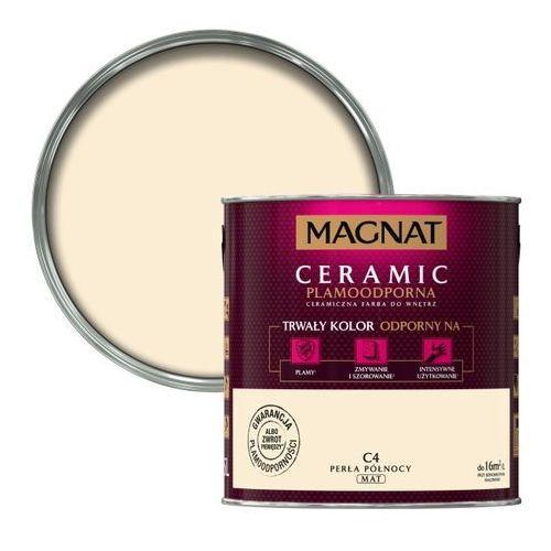 Śnieżka Farba magnat ceramic perła północy 2,5 l (5903973108726)