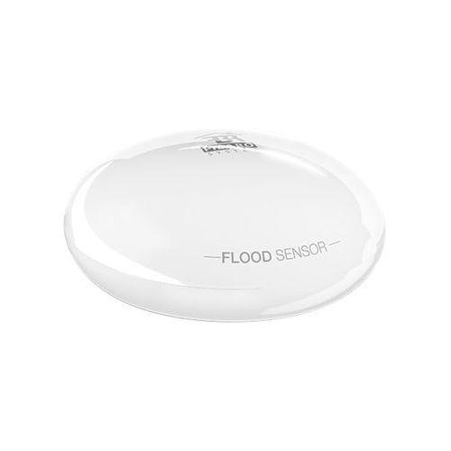 Czujnik zalania wodą fgfs-101 zw5 wewnętrzny biały + darmowy transport! marki Fibaro