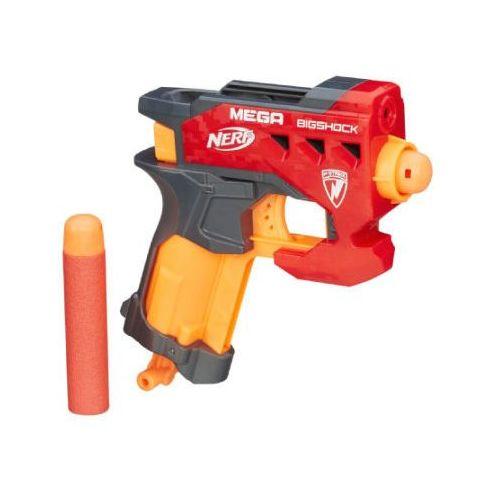 Hasbro Broń strzelająca nerf n-strike elite mega - bigshock firmy  (5010994848057)