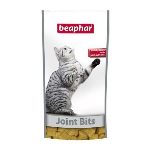 Joint bits 35g - przysmak z naturalną glukozaminą i kolagenem dla kotów marki Beaphar