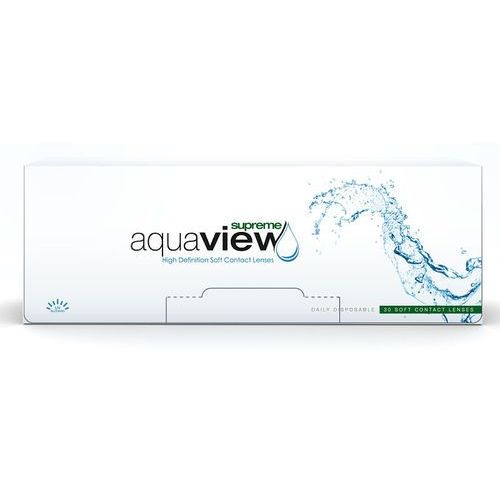 AquaView Daily Supreme 30 szt.