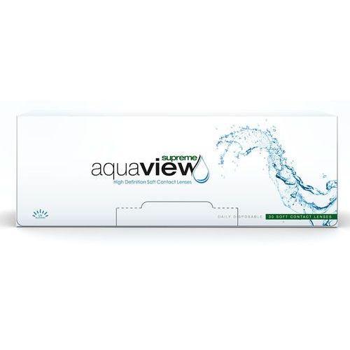 Supervision Aquaview daily supreme 180 szt.