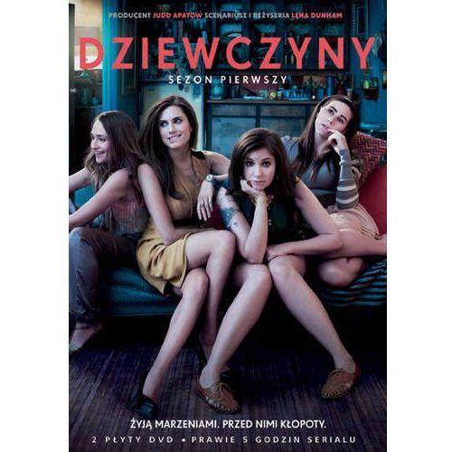 Dziewczyny, sezon 1 (2 dvd) (7321909322752)
