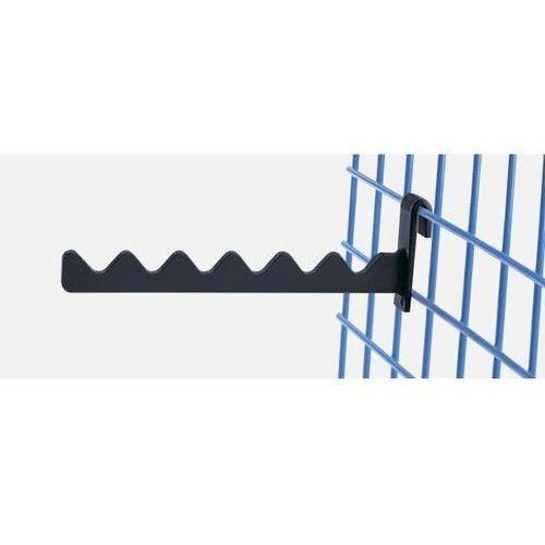 Element nośny, wsporniki wałków, dł. 300 mm, w kolorze antracytowo-szarym. łatwe marki Kaiser+kraft