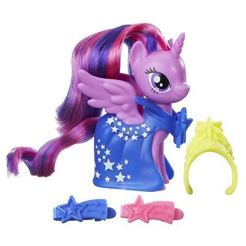 Hasbro My little pony kucyki na wybiegu, twilight sparkle (5010993330188)