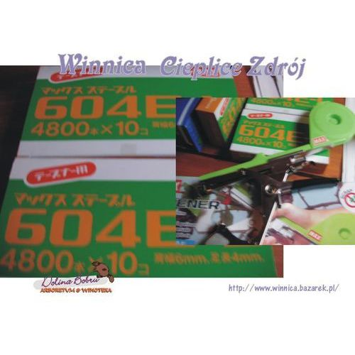 Zszywka tapenera 4800/kpl