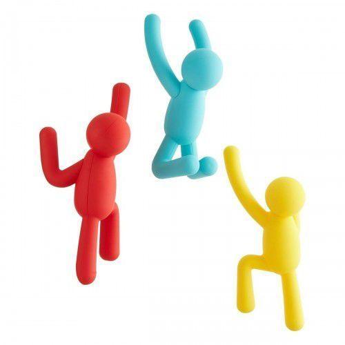 Wieszak na ubrania BUDDY kolorowy 318165-022 - King Home - Sprawdź kupon rabatowy w koszyku, 318165-022 (8643394)