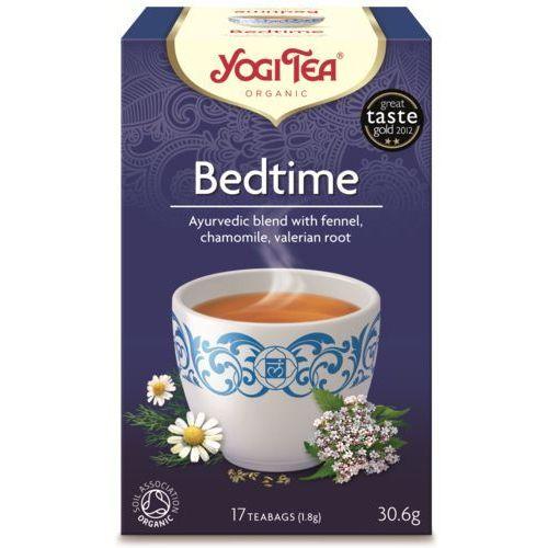 Herbata Na Sen BIO (Yogi Tea) 17 saszetek po 1,8g (4012824401259)