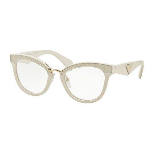 Prada Okulary korekcyjne  pr26sv ornate ufp1o1