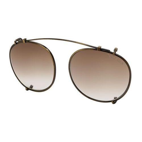 Tom ford Okulary słoneczne ft5294 clip on 29k