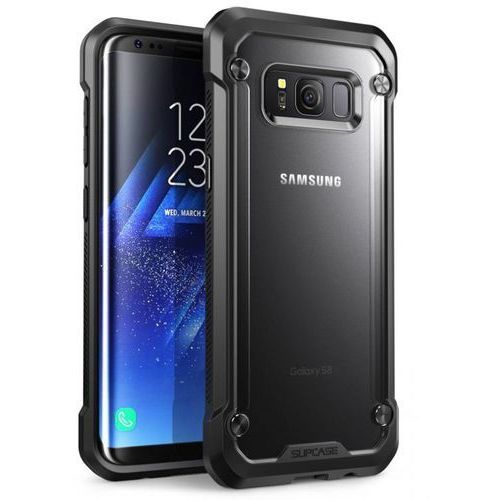 Supcase Unicorn Hybrid Frost / Black | Obudowa dla modelu Samsung Galaxy S8 Plus - Frost / Black