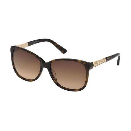 Swarovski Okulary słoneczne sk 0083 52f