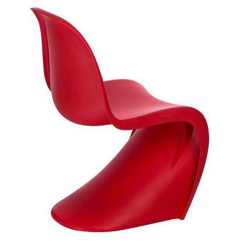 D2design Krzesło balance pp czerwone (5902385728973)