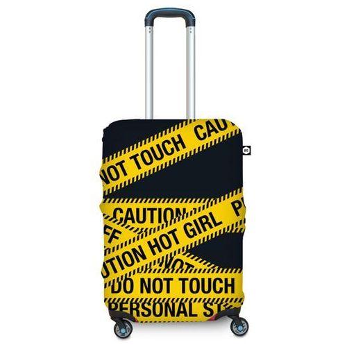 Pokrowiec na walizkę BG Berlin M - caution