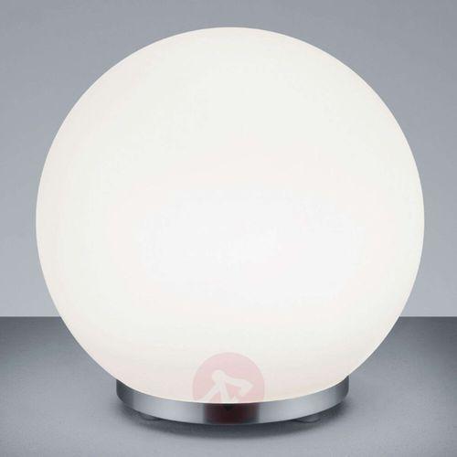 Reality george lampa stołowa led chrom, 1-punktowy - nowoczesny - obszar wewnętrzny - george - czas dostawy: od 4-8 dni roboczych (4017807353372)