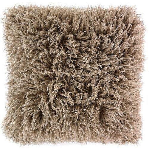 Poszewka na poduszkę fluffy beżowa marki We love beds