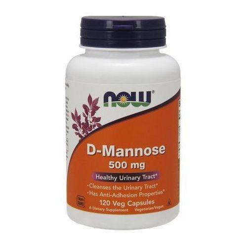 D-Mannoza 500mg 120 kaps.