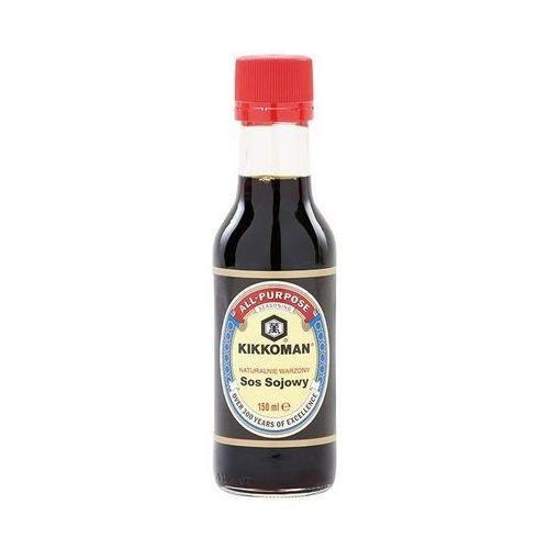 Sos sojowy Kikkoman naturalnie warzony 150 ml z kategorii Kuchnie świata