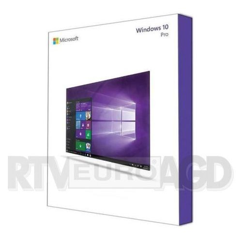 Microsoft Windows 10 Professional 64 bit OEM PL - produkt w magazynie - szybka wysyłka!