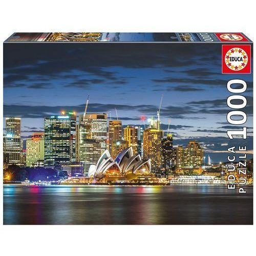 Puzzle 1000 elementów, Sydney City Twilight