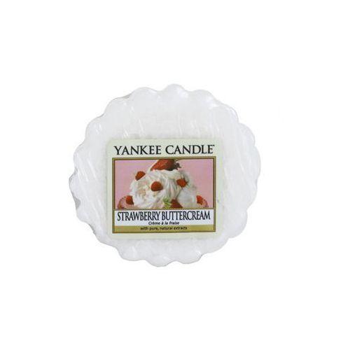 Yankee candle  strawberry buttercream wosk zapachowy 22 g + do każdego zamówienia upominek., kategoria: pozostałe zapachy unisex