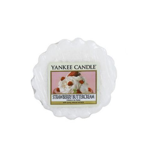 Yankee Candle Strawberry Buttercream wosk zapachowy 22 g + do każdego zamówienia upominek.