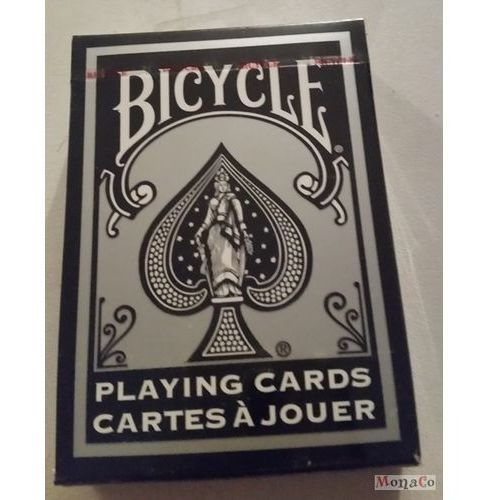 Uspcc - u.s. playing card compa Karty bicycle silver - uspc karty bicycle silver - uspc