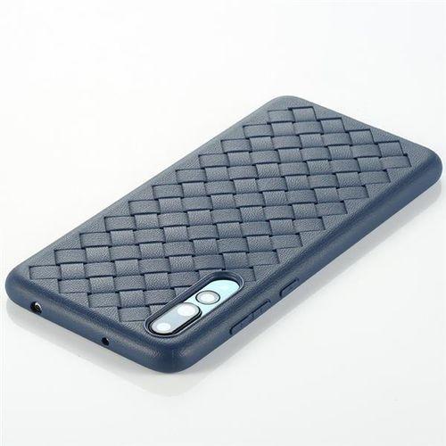 Etui Benks Weavelt TPU Huawei P20 Pro - Blue - Blue