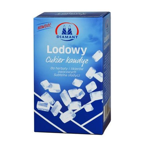 Diamant lodowy cukier kandyz 0,25 kg