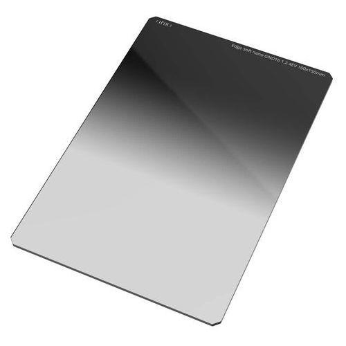 Irix Filtr połówkowy szary edge 100 nano ir nd16 / nd 1.2 grad soft (100x150) (7640172191019)